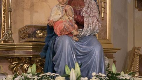 Fiesta de la Virgen Blanca