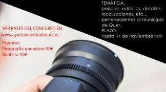 Ayuntamiento y ACMAQ convocan la IV Edición del Concurso de Fotografía de Quer