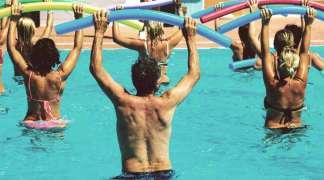 Hoy, comienzan las clases de Aquagym en la Piscina Municipal