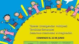 En agosto, sigue abierto el Campamento Urbano de Quer