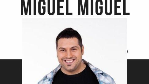 Monólogo con Miguel Miguel. Sábado, 15 de agosto