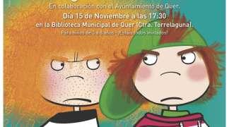 X Aniversario de la Biblioteca: Cuentacuentos en inglés el viernes, a las 17:30 horas