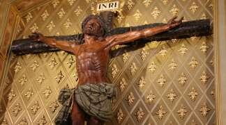 Solemne y emotiva celebración religiosa del Cristo de la Misericordia en Quer