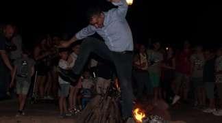 Quer se prepara para recibir el verano en la hoguera de San Juan