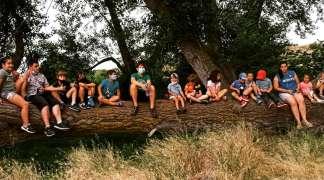 En agosto, sigue abierto por vacaciones el campamento urbano de Quer
