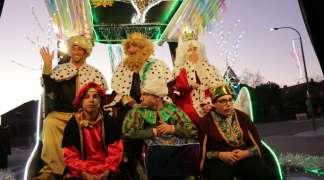 Los Reyes Magos han visitado Quer