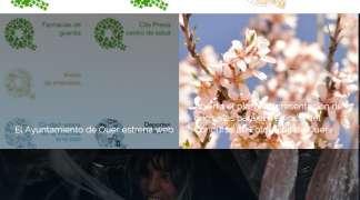 El Ayuntamiento de Quer estrena web
