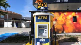 Por fin, un cajero automático en Quer, que entrará en servicio en sólo unos días
