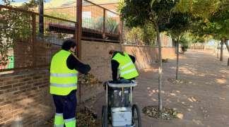 Dos nuevas trabajadoras amplían los servicios de limpieza que presta el Ayuntamiento