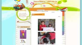 El blog Educa-Seteros del CEIP Villa de Quer, más activo que nunca