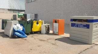El Ayuntamiento de Quer hace un llamamiento al civismo para el depósito de residuos en los lugares apropiados