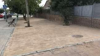 El Ayuntamiento mejora el urbanismo en el entorno de la rotonda del tractor