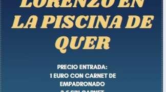 Este próximo día 10, noche de San Lorenzo en Quer