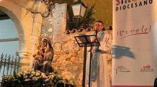 Quer celebró este fin de semana su fiesta patronal en honor de la Virgen Blanca