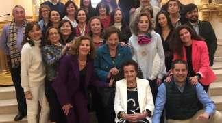 Elisa López Ramiro, una setera de siglo