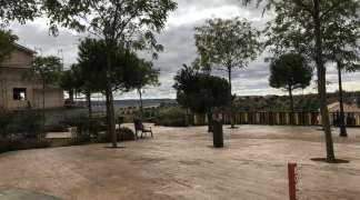 Termina la primera parte de las obras de mejora en la urbanización Los Enebros