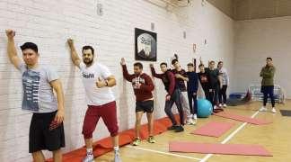 También actividades deportivas en el programa navideño de Quer