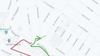 Mañana, alteraciones en las paradas de bus por obras en la calle Torrelaguna