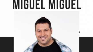Este sábado, el cómico y mago Miguel Miguel en Quer