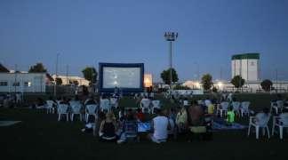 Éxito del Cine de verano setero