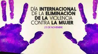Quer manifiesta su rechazo a la violencia machista y clama por la igualdad de género