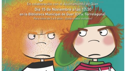 X Aniversario de la Biblioteca. Cuentacuentos en Inglés.
