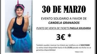 Este sábado, gran evento solidario setero en favor de Candela Granados
