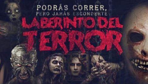 El 'Laberinto del Terror' espera a los seteros el próximo 31 de octubre