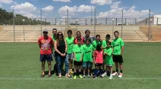 Excelentes opiniones sobre el Campus de tecnificación de fútbol Sheila García en Quer