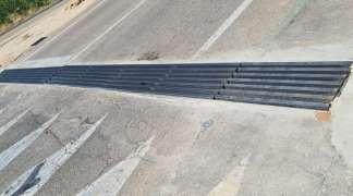 Terminan las obras en la calle Torrelaguna, para mejorar la canalización de pluviales