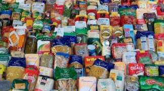 Campaña de recogida de alimentos no perecederos para ayudar a las familias en situación de vulnerabilidad en Quer
