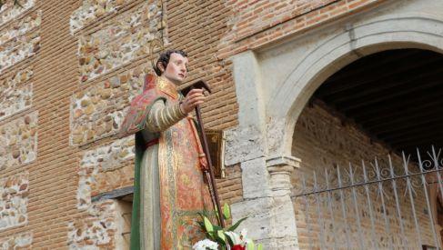 Celebración religiosa de San Vicente