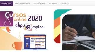 Infórmate sobre los cursos/plazos Dipuemplea que pone en marcha la Diputación de Guadalajara