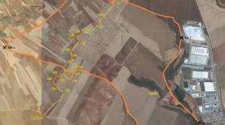 El Ayuntamiento comienza la señalización de varias rutas senderistas en Quer