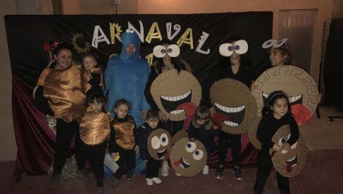Carnaval. Chirigota y disfraces