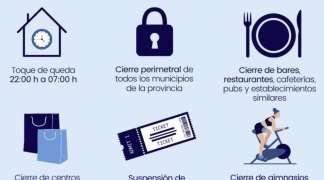 La Junta decreta medidas nivel 3 reforzadas en toda Castilla-La Mancha, incluido Quer