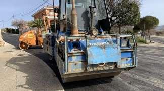 Esta semana termina la operación asfalto de Quer
