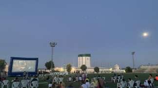 Continúa la actividad de cine de verano en el Campo de Fútbol de La Dehesa