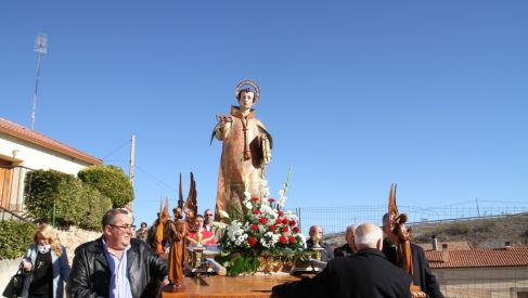 Fiesta patronal de San Vicente.