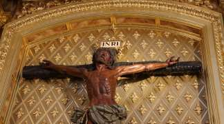 Respetuosa celebración del Cristo de Quer en 2021