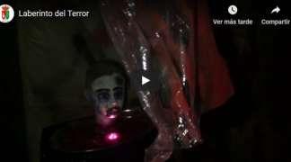 El 'Laberinto del Terror' pretende superar todas las anteriores propuestas seteras de Halloween