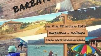 Sigue abierta la Inscripción al campamento de verano 2020 en Barbatona