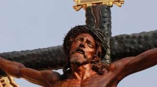 Sólo ceremonia religiosa en la parte tradicional de las Fiestas del Cristo