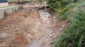 En marcha obras de mejora en el entorno del Arroyo de Las Mochas