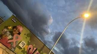 Candela Granados ilumina desde el cielo su calle setera