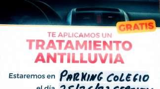 Campaña seguridad vial los días 25, 26 y 27 de septiembre en aparcamiento del CEIP Villa de Quer