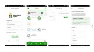 Una nueva app digitaliza la relación del Ayuntamiento con los seteros