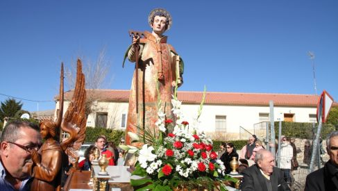 Fiesta patronal de San Vicente. Vísperas