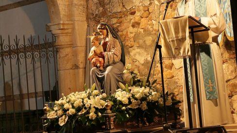 2 de agosto. Fiesta de la Virgen Blanca de Quer