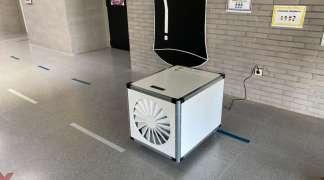 El Ayuntamiento instala filtros HEPA en colegio y dependencias municipales